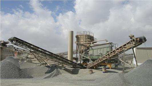 Environmrnt Crusher Plant